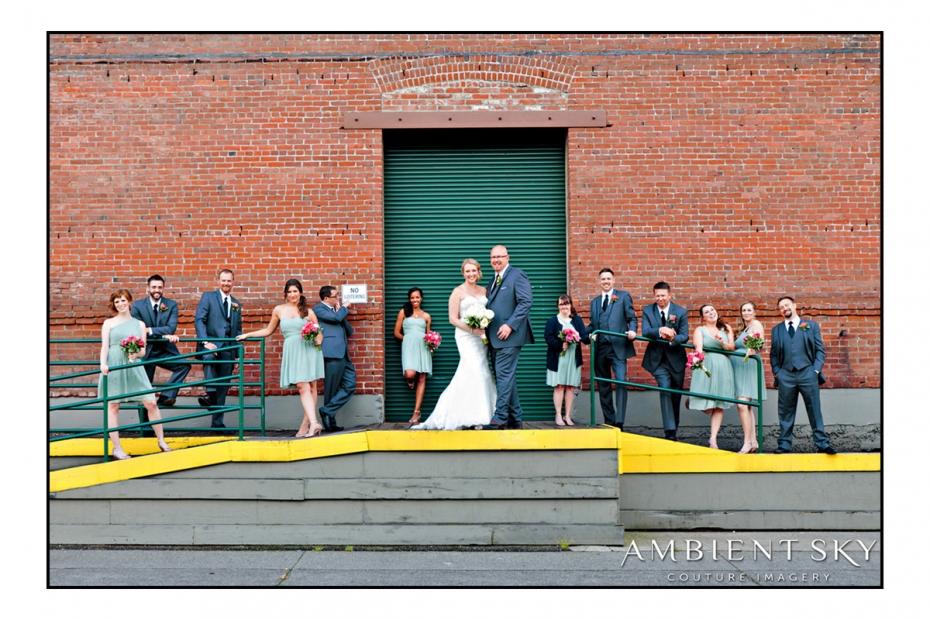 Urban Studio Wedding Photography