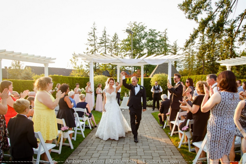 Aerie Wedding Photography Ceremony