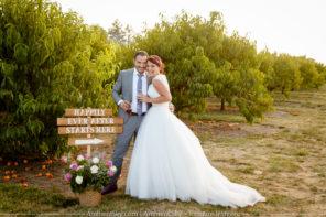 Oregon Farm Wedding Photography