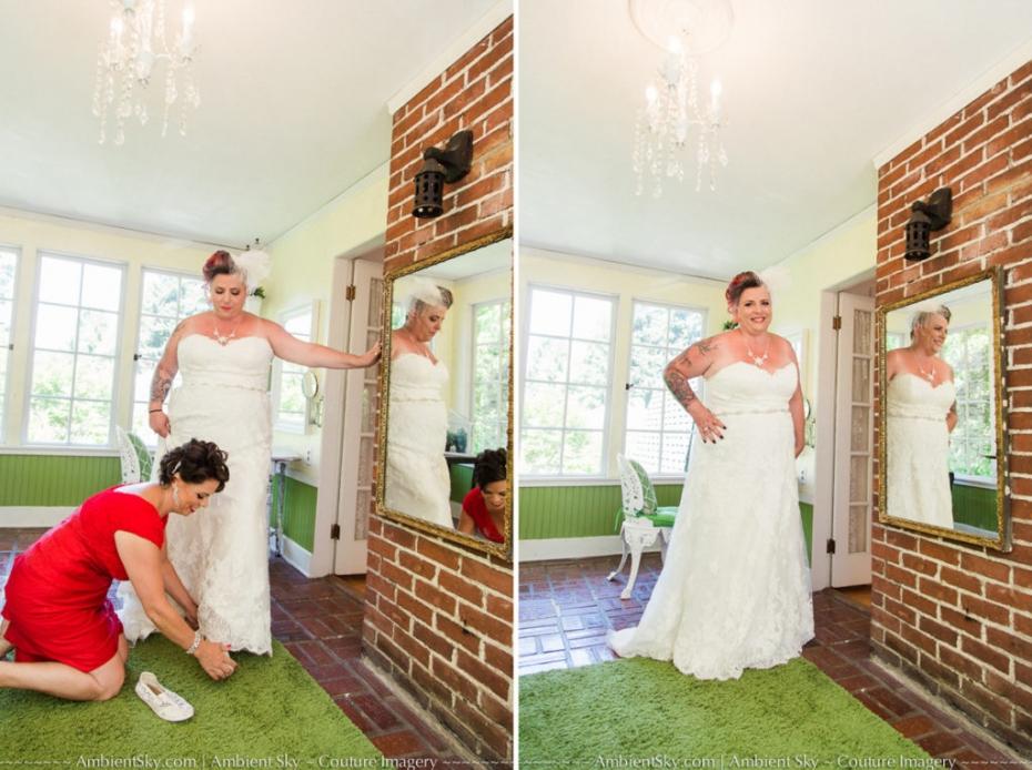 Wish Upon a Wedding Bride