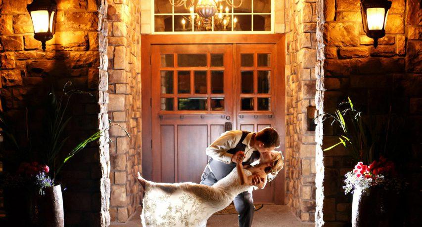 Portland Wedding Photography Bride & Groom