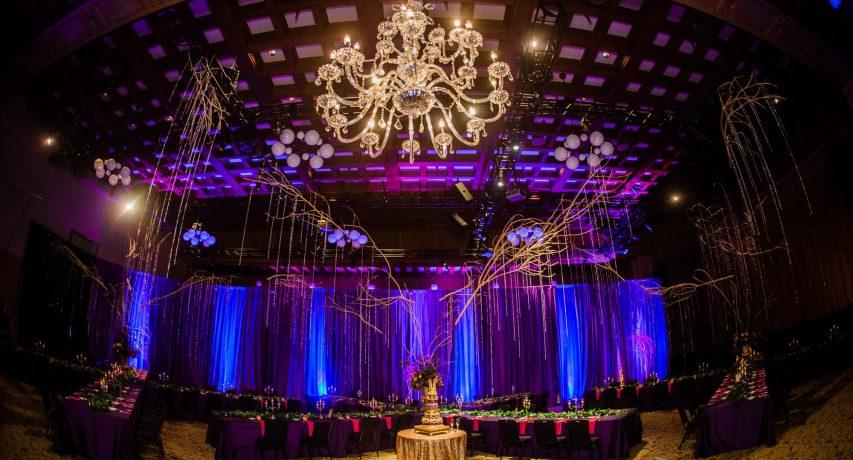 Portland Wedding Photography Reception at Portland Art Museum