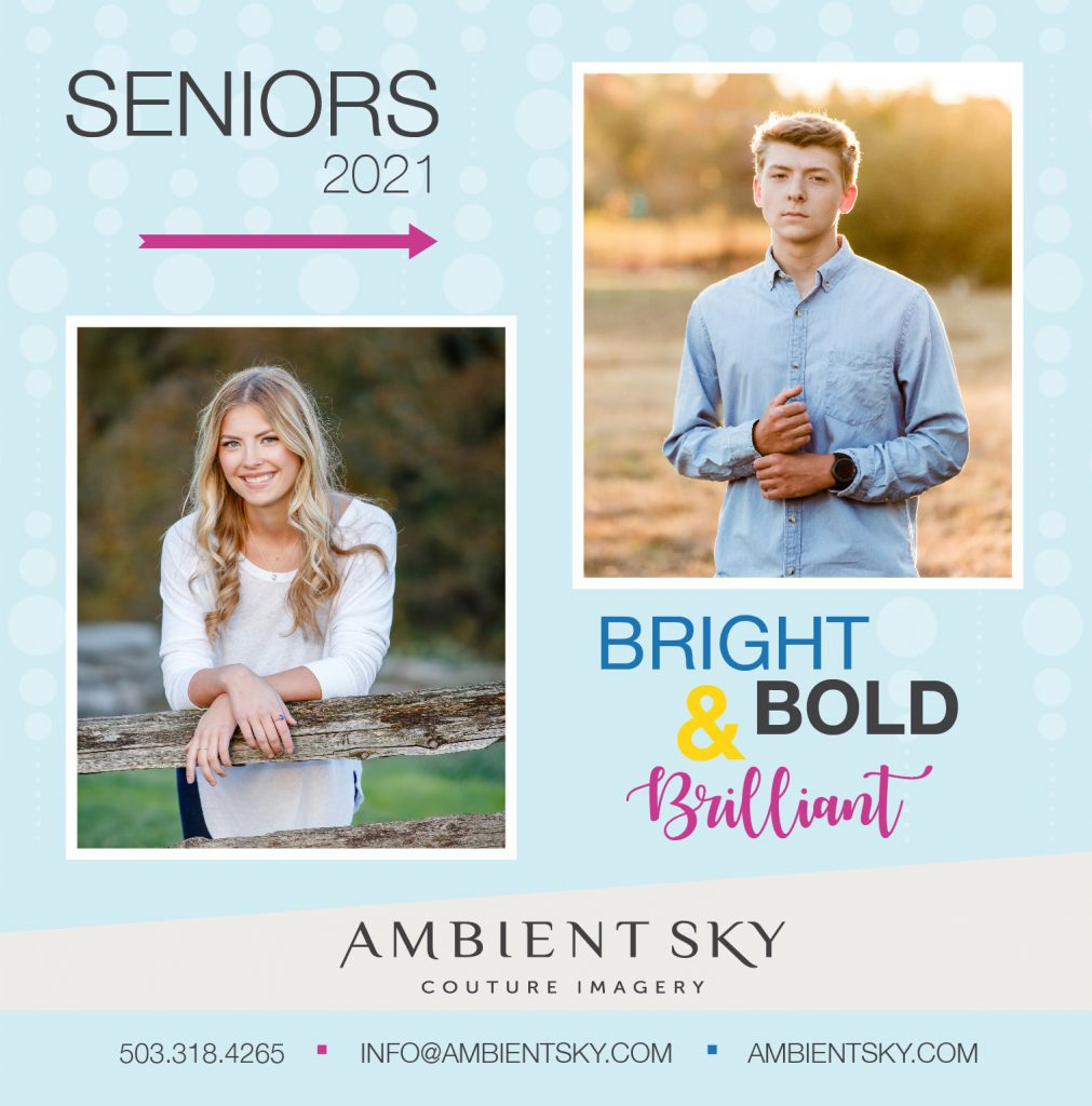 High school senior portraits in Portland, Beaverton, Lake Oswego, Tigard, Tualatin, Hillsboro and beyond.