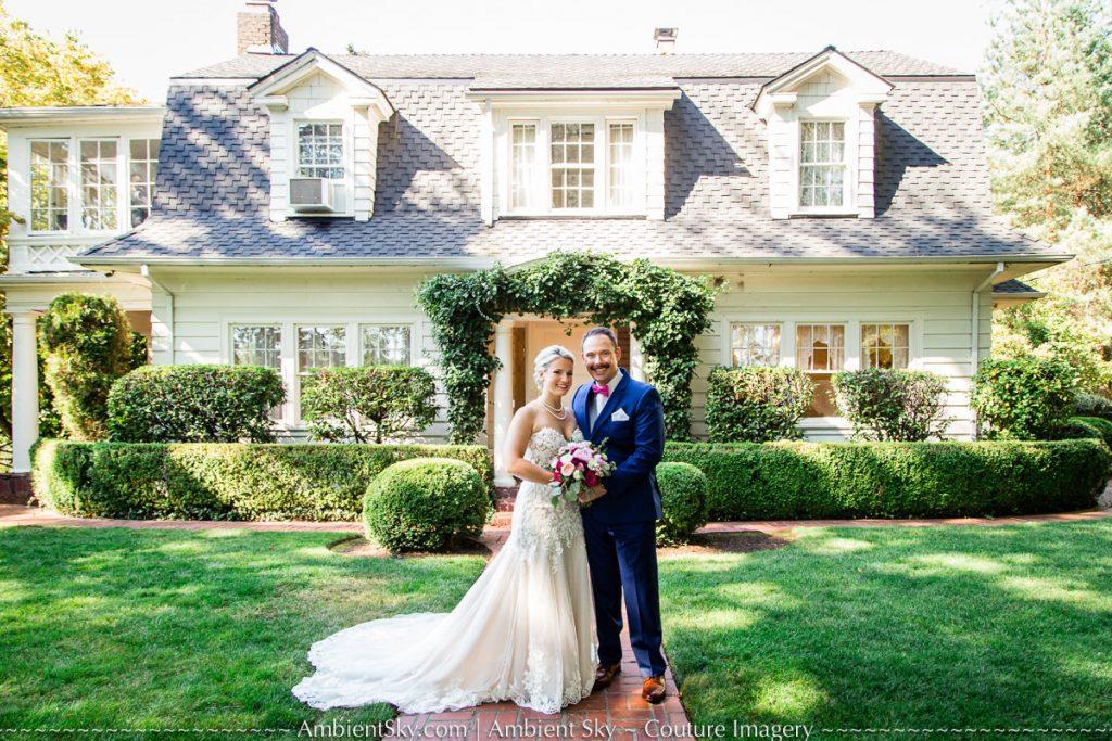 Gray Gables Intimate Garden Wedding