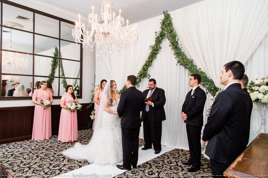 Gray Gables Ballroom Wedding Ceremony